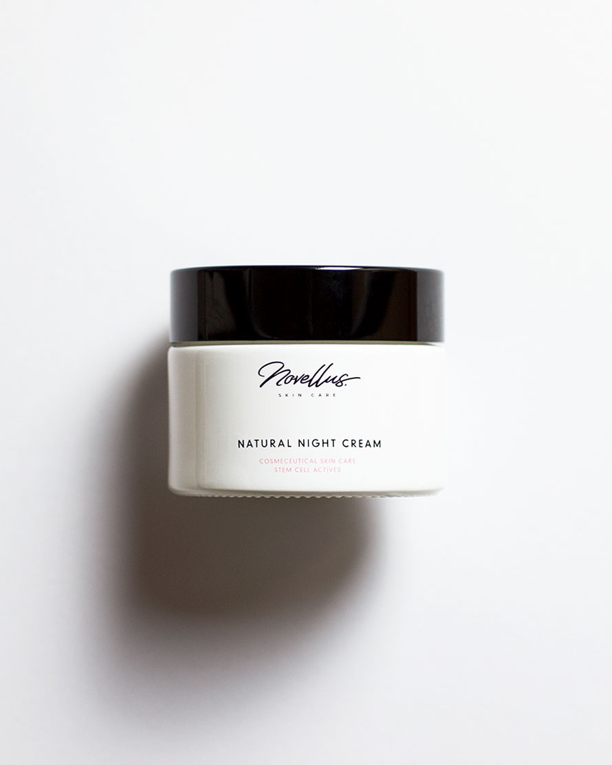 Natural Night Cream Shop Page Image